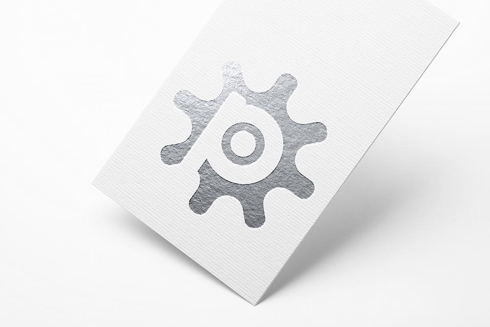 pirum_icon, brand creation, Pirum, Form Advertising, business cards