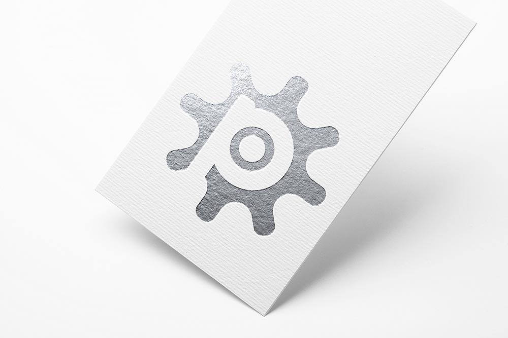 pirum_icon, brand creation, Pirum, Form Advertising, business cards