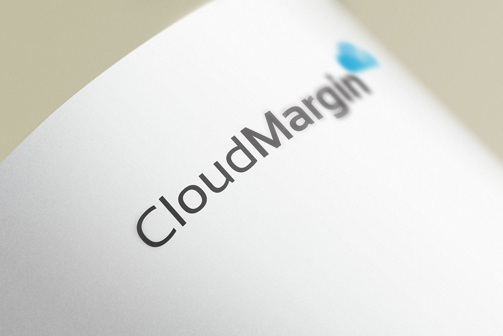 Cloudmargin brand creation, brand creation, Form Advertising, logo, CloudMargin