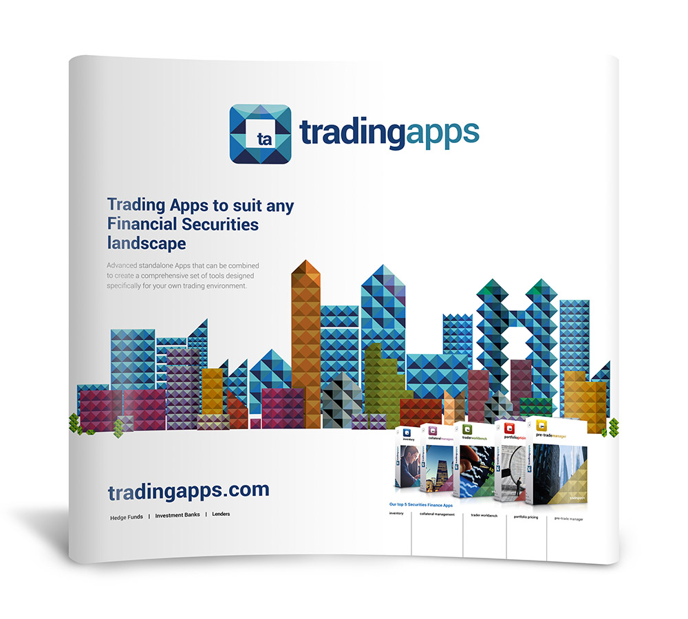 Print, trading apps, Form Advertising, logo, collateral design, branding