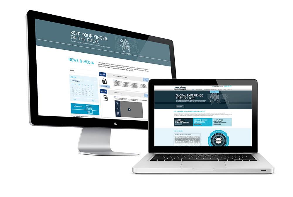 livingstone_web_design, website design, Form Advertising, Livingstone Tech, Advertising