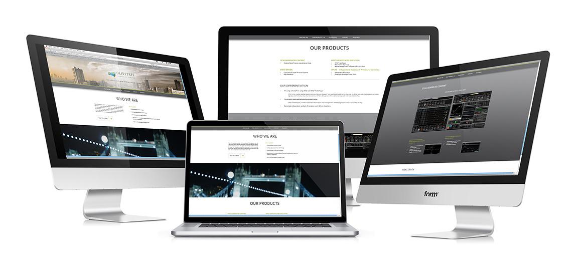 Olivetree financial Website