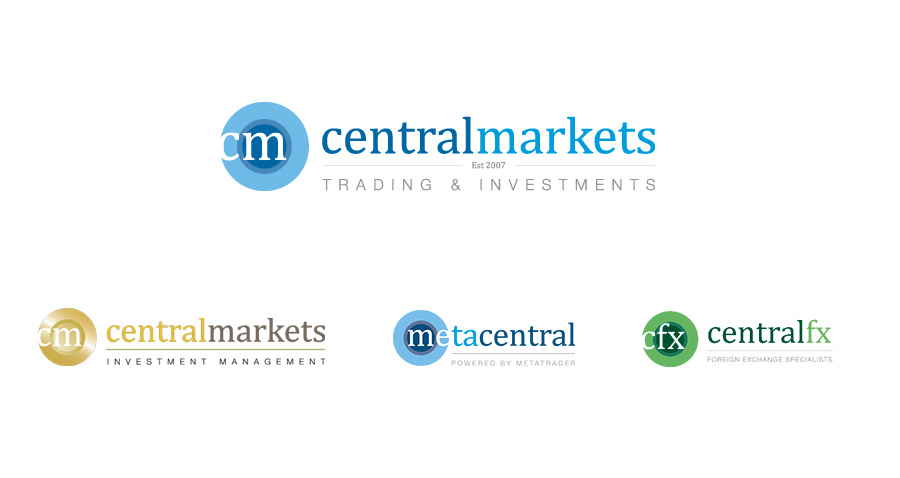 Central Markets Brand Identity