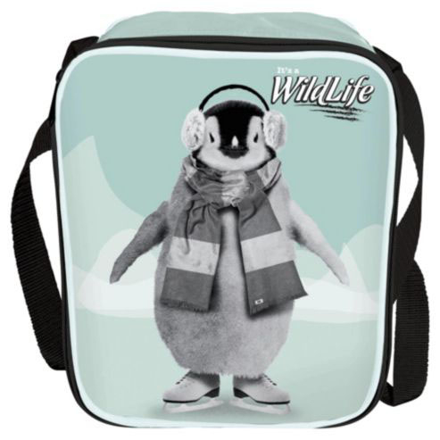 lunchbag, It's A WildLife, brand creation, retail brand, Form Advertising